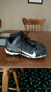 Football cleat size 11