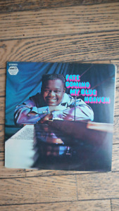 FATS DOMINO - BLUE HEAVEN VINYL LP RECORD ALBUM