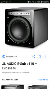 LOOKING FOR HOME AUDIO SUBWOOFER