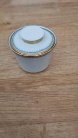 Eschenbach Bavaria Sugar Bowl Gold Banding
