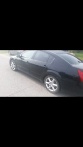 Must go! Nissan maxima
