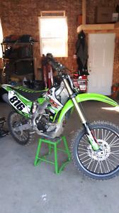 Kx250f  2010 (vendu)