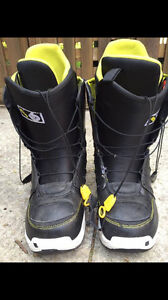 Burton Snowboarding Boots - Size 10