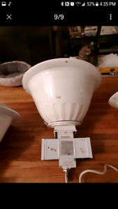 High Bay Lights Cooper used and in good condition