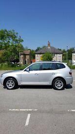 2006 (06) BMW X3 2.0d (Diesel) M SPORT