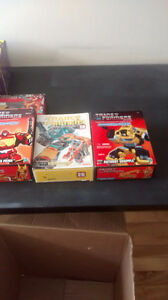 Transformers g1 Generation one vintage and encore West Island Greater Montréal image 4