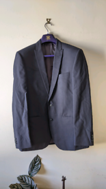 """NEXT Mens Suit Jacket (38s) & Trousers (30"""") 