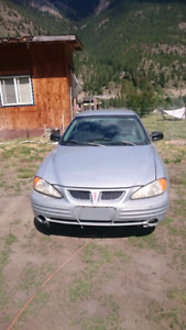 2000 Pontiac Grand Am non issuable