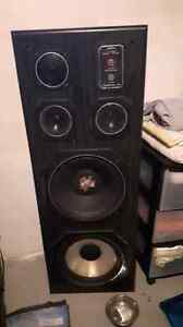 Mint condition/ Speakers and Receiver