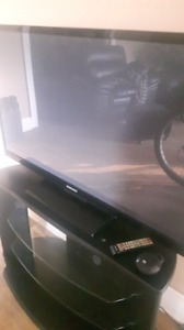 Samsung 51 inch flatscreen t.v with stand