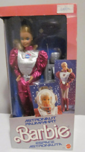 1985 Astronaut Barbie  Mattel # 2449.