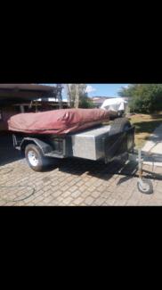 Mdc offroad camper trailer Brisbane City Brisbane North West Preview