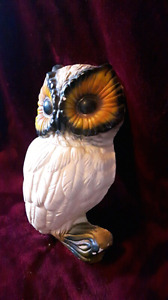 1970's wall mounted owl