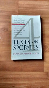 4 Texts on Socrates by Plato & Aristophanes