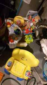 Tons of excellent condition baby stuff  London Ontario image 9