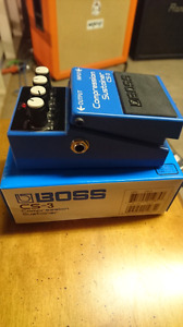 Boss compression/sustainer