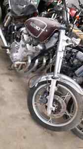 1980 Suzuki GS1100 PROJECT BIKE