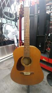 Guitare acoustique Seagull gauchère