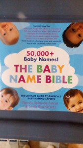 50,000 Baby Names - The Baby Name Bible