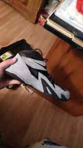 """Nike Lebron soldier 8s """"cookies and cream"""" colorway size12  Windsor Region Ontario image 1"""