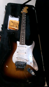 Fender Dave Murray strat