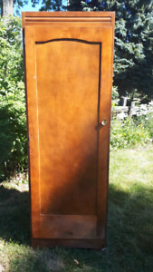 For Sale Wooden Closet