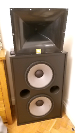 Professional Jbl horn speaker