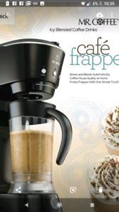 Mr Coffee Frappe maker