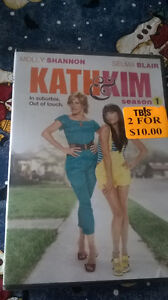 Kath&Kim Season 1 - 2 DVD's Windsor Region Ontario image 1