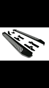 2014 2015 2016 acura mdx running boards kit