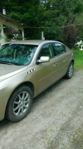 2006 buick lecerne cxl sedan loaded