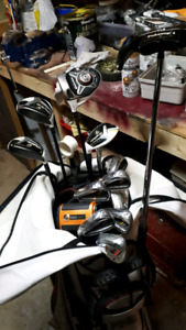 Complete Golf Club Set for sale...Left Hand
