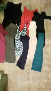 Big bag of brand name  women's /teen clothing size small