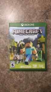 Mine craft for Xbox one