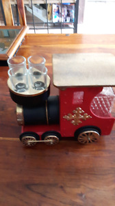 Train decanter