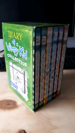 Diary of a Wimpy Kid. 6 book box set