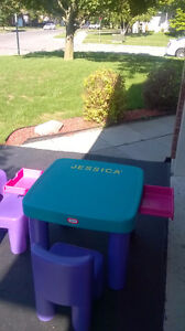 Little Tikes table and chair Kawartha Lakes Peterborough Area image 2