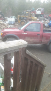 Truck for sale or trade for Toyota