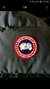 Canada Goose Vest.  Xl