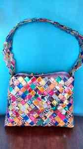 Candy Wrapper Purse - Reduced