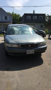 2005 Buick Century DRIVEN DAILY 184xxxkm  Senior owned