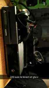 Xbox one kinect et 2 jeux