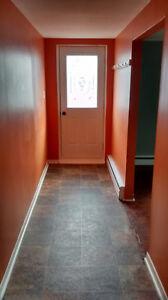 2 bedroom basement apartment for rent.