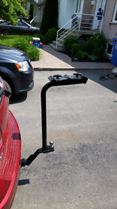 Rack a velo sport rack presque neuf bike rack support