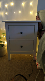 HEMNES IKEA Bedside table