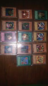 Yugioh common and semi rare cards