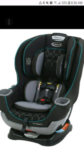 New- Graco extend to fit car seat. 4lbs-65lbs
