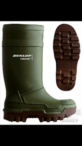 Dulop purofort thermo rubber boots
