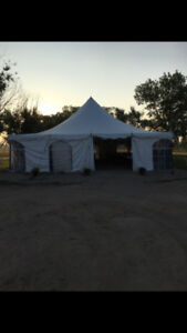 30' x 45' Event Tent