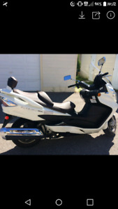Scooter 400cc édition limited